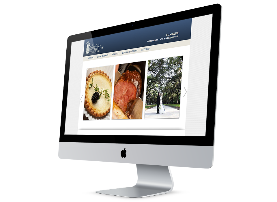 Charleston Catering Home Page