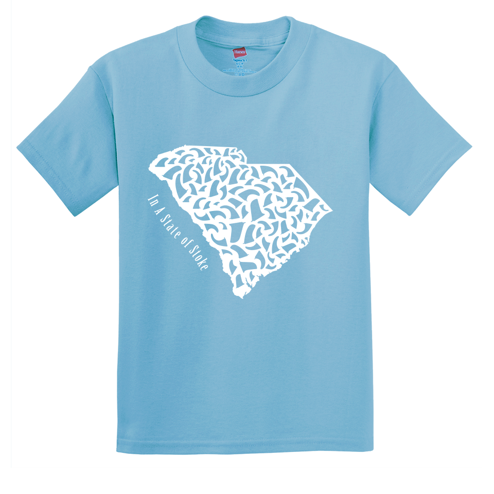 Ocean Surf Shop T-Shirt Design